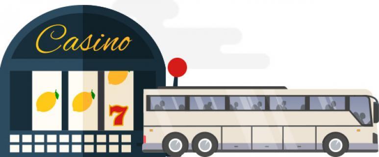 jouer au casino dans les transports en commun